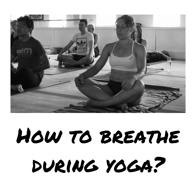 breathing in yoga