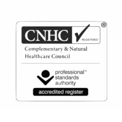 CNHC for Complementary and Natural Healthcare Council Accredited based in north London